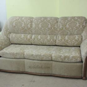 обтяжка дивана фото