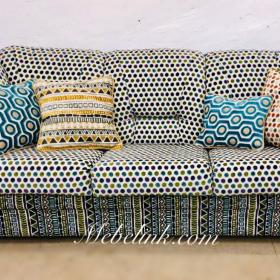замена обивки дивана фото