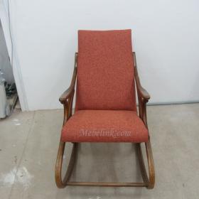 перетяжка кресла-качалки фото
