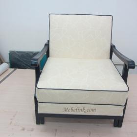 обтяжка кресла фото