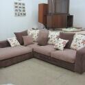 Обивка угловых диванов фото 3