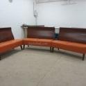 Реставрация кожаных диванов фото 2
