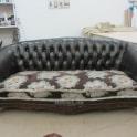 Реставрация кожаных диванов фото 1