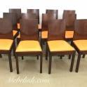 Реставрация деревянных стульев фото 6