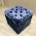 Перетяжка стульев тканью фото 2