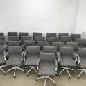 Перетяжка стульев тканью фото 7