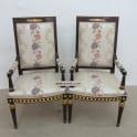 Перетяжка стульев фото 6